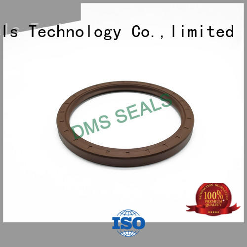 DMS Seal Manufacturer oil seal crossover with low radial forces for low and high viscosity fluids sealing