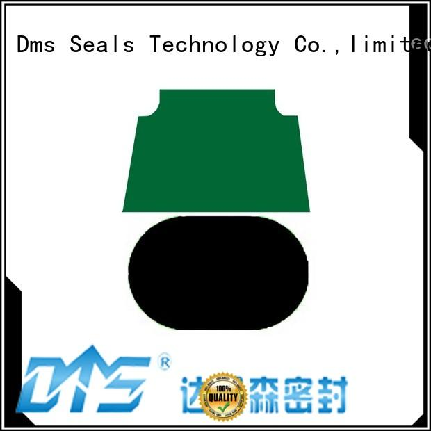 DPT - PTFE Hydraulic Piston Seal with NBR/FKM O-Ring
