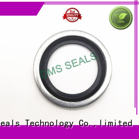 DMS Seal Manufacturer Brand oring ptfe spring metric bonded seals