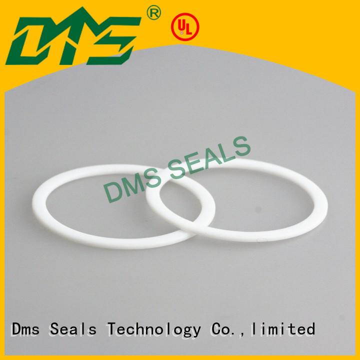 DMS Seal Manufacturer virgin elastomeric gasket ring for air compressor