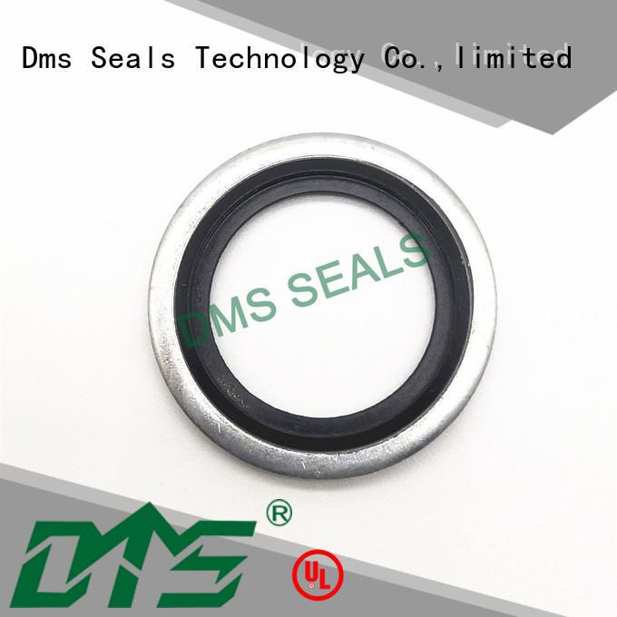 self centering bonded seals seals manufacturer DMS Seal Manufacturer