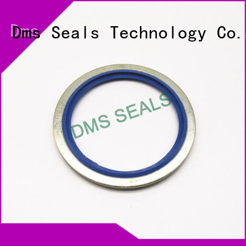 DMS Seal Manufacturer bonded sealing washers stainless steel manufacturers for threaded pipe fittings and plug sealing