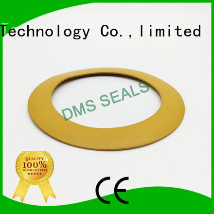 DMS Seal Manufacturer plastic vacuum gasket material for liquefied gas