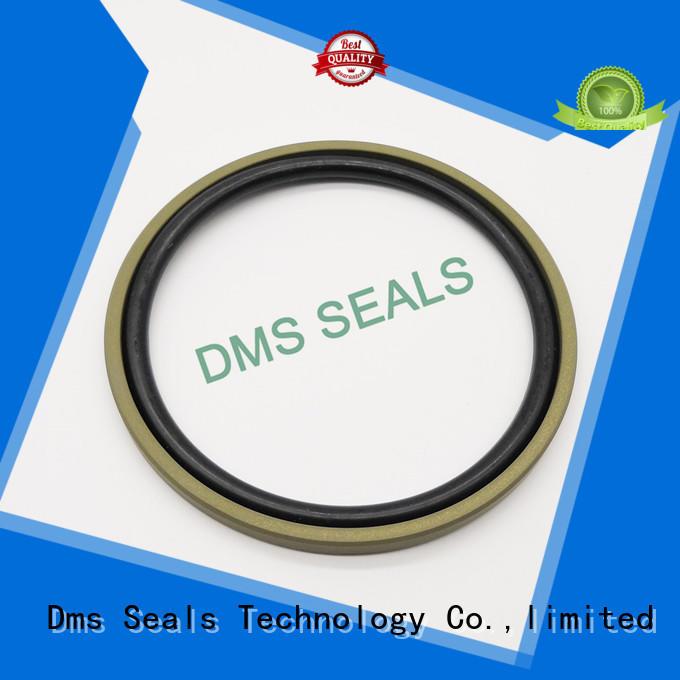 40% Bronze Filled PTFE Hydraulic Piston Glyd Ring