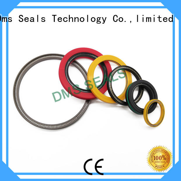DMS Seal Manufacturer Latest glrd mechanical seal factory for reciprocating piston rod or piston single acting seal