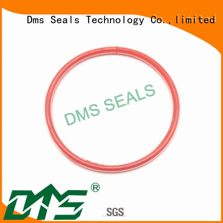 DMS Seal Manufacturer 55mm rubber o ring in highly aggressive chemical processing