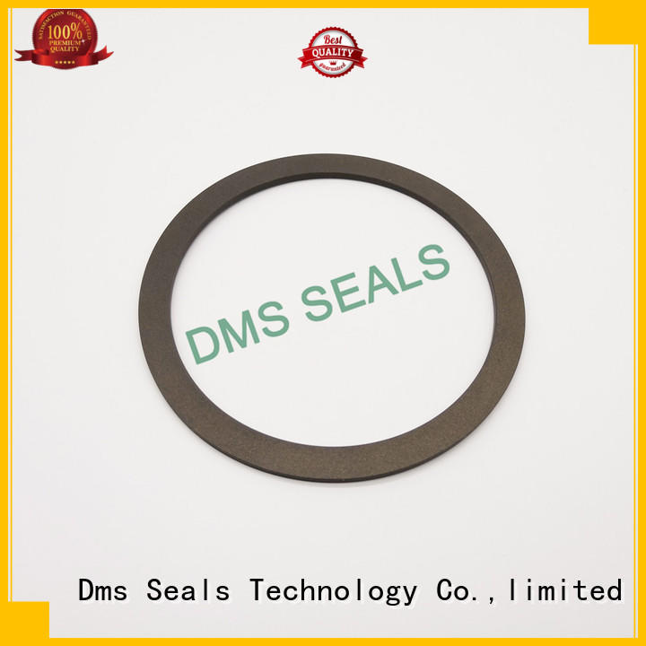 DMS Seal Manufacturer ptfe rubber and gasket material for preventing the seal from being squeezed