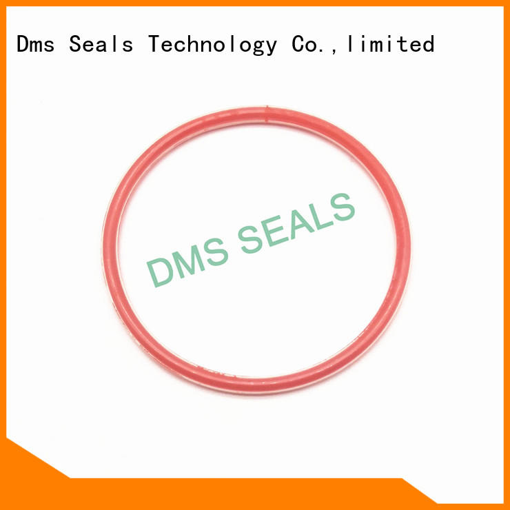 DMS Seal Manufacturer rubber flat ring for business in highly aggressive chemical processing