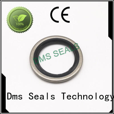 DMS Seal Manufacturer bonded seals supplier Supply for threaded pipe fittings and plug sealing