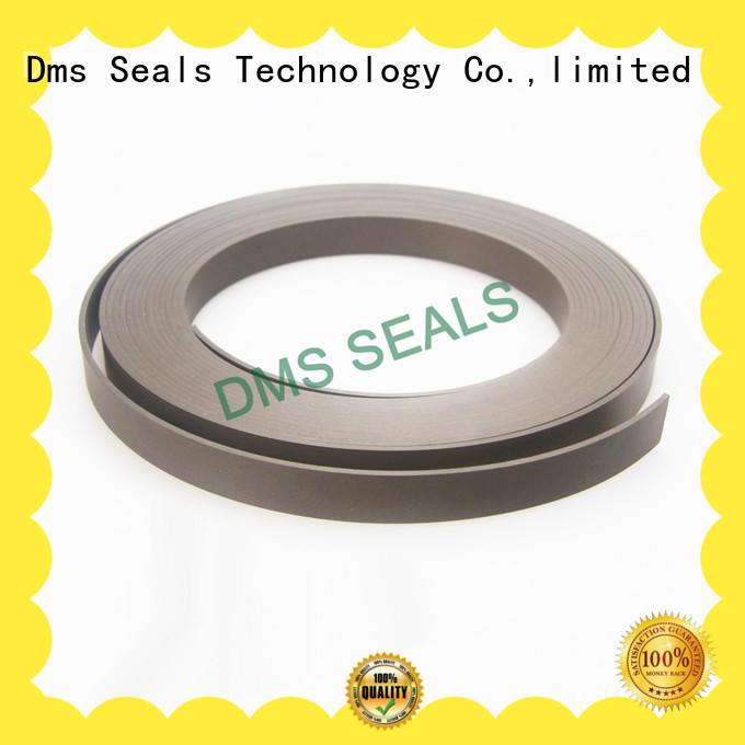 DMS Seal Manufacturer virgin rubber seal design wear ring for sale