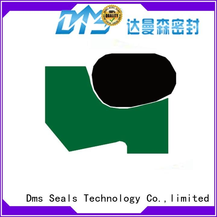 DMS Seal Manufacturer pu wiper seals with different characteristics for forklifts