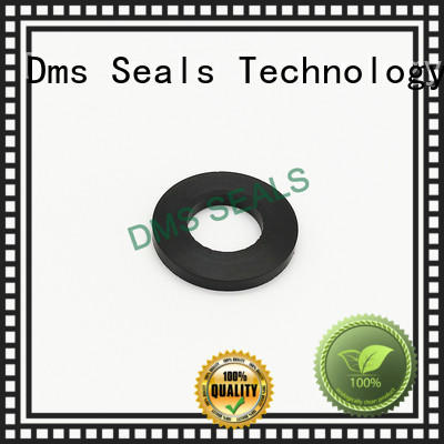 DMS Seal Manufacturer thin rubber gasket material for preventing the seal from being squeezed