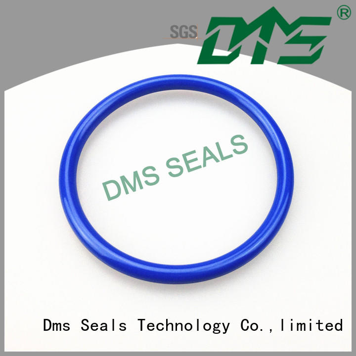 DMS Seal Manufacturer polyurethane large o ring assortment factory in highly aggressive chemical processing
