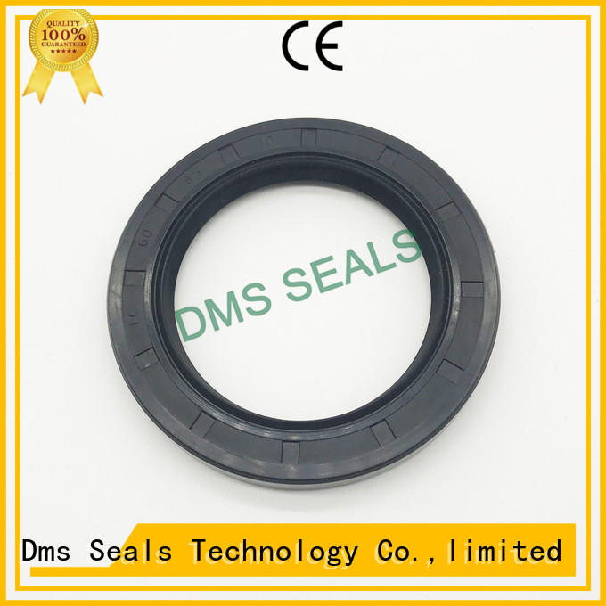 DMS Seal Manufacturer primary Oil Seals with integrated spring for low and high viscosity fluids sealing