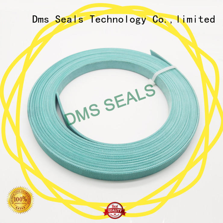 DMS Seal Manufacturer phenolic bearing element guide strip for sale