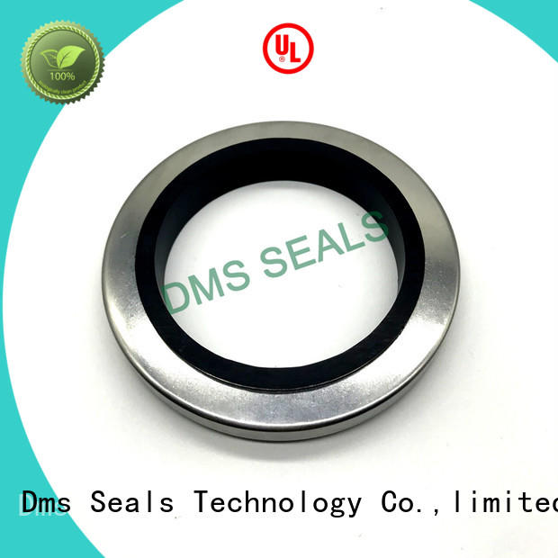 DMS Seal Manufacturer primary Oil Seals with a rubber coating for housing