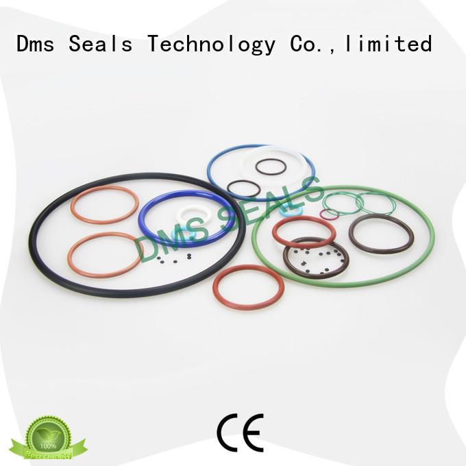 DMS Seal Manufacturer Wholesale wiper seal design for static sealing