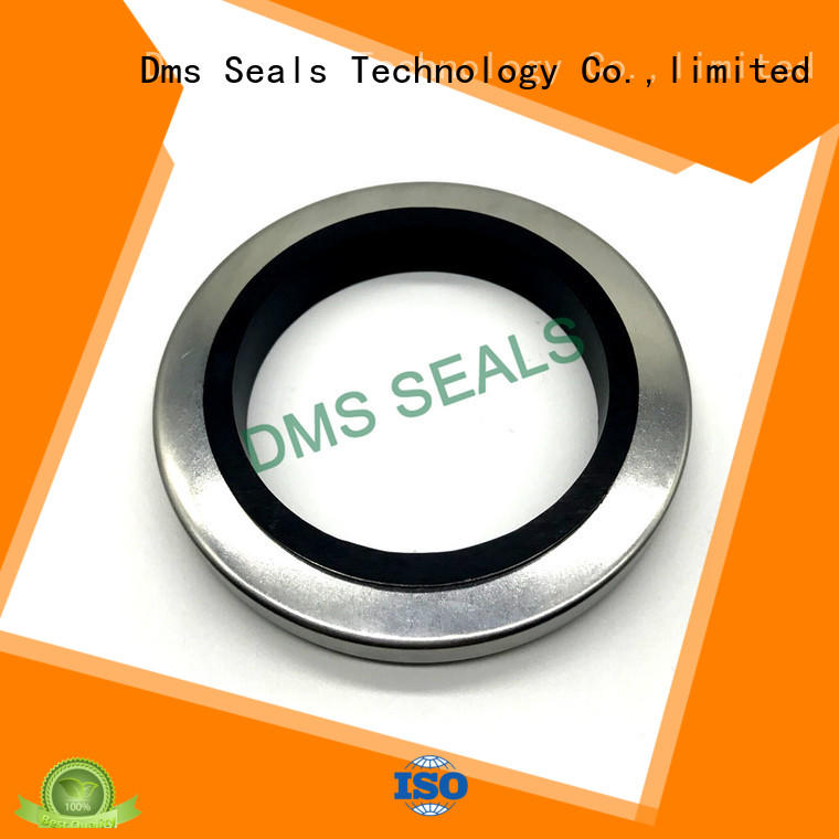 DMS Seal Manufacturer professional oil seal manufacturer with low radial forces for low and high viscosity fluids sealing