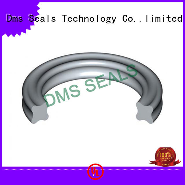 hydraulic wiper seals with a diisocyanate or a polymeric isocyanate in highly aggressive chemical processing DMS Seal Manufacturer