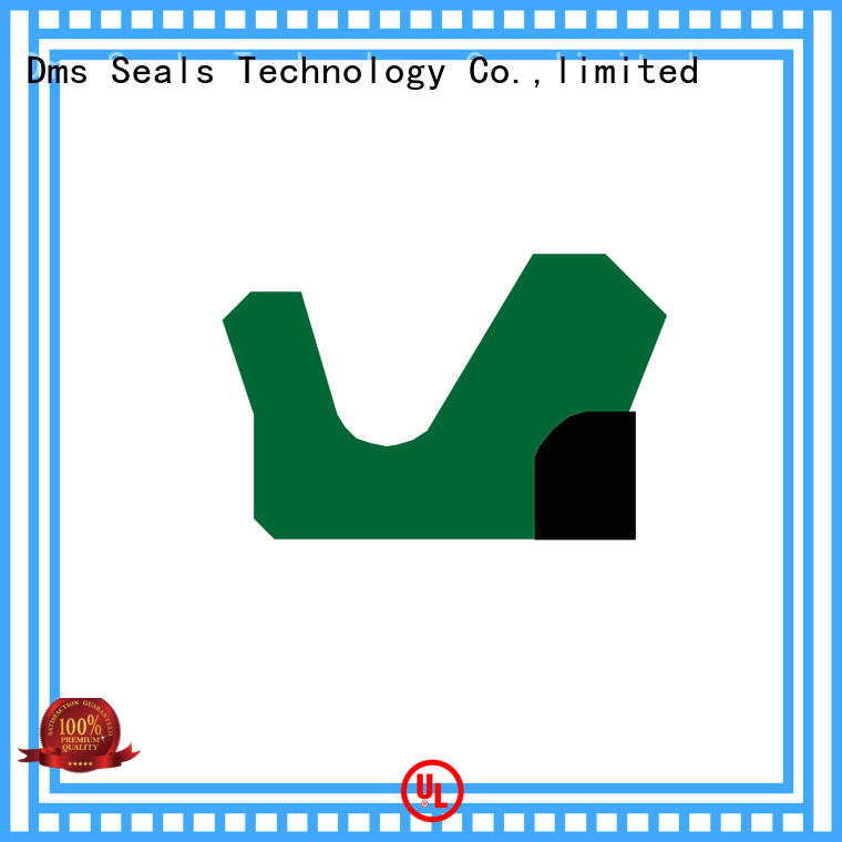 ptfe rod seals supplier to high and low speed