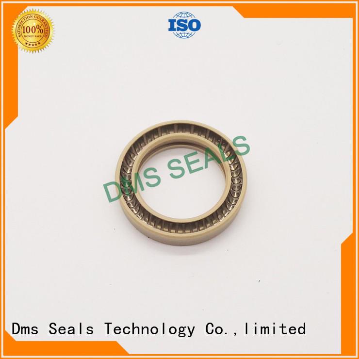 oring seal ptfe spring energized seals DMS Seal Manufacturer Brand