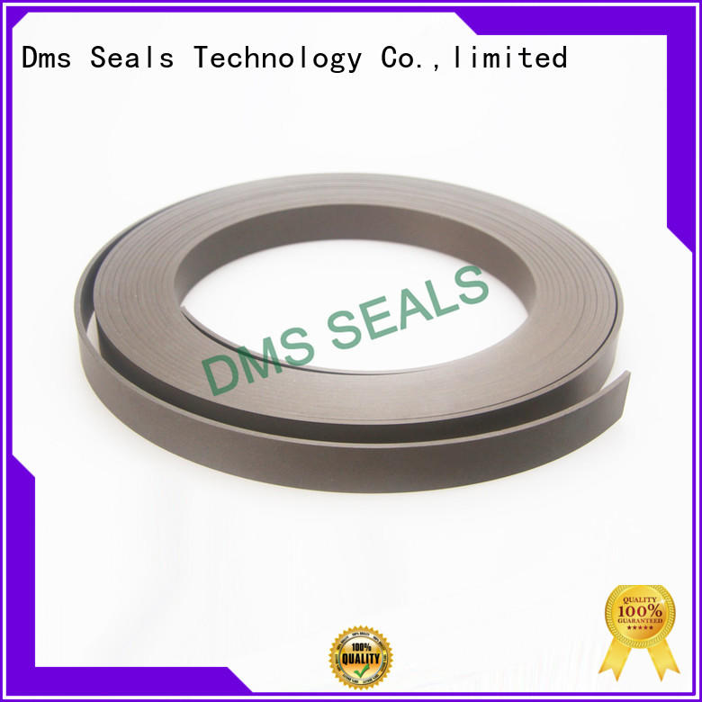 cylinder oil seal ring wear ring as the guide sleeve DMS Seal Manufacturer