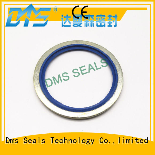 DMS Seal Manufacturer bonded seals catalogue dimensions for threaded pipe fittings and plug sealing