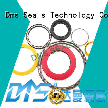 DMS Seal Manufacturer Best multi spring seal Suppliers for reciprocating piston rod or piston single acting seal