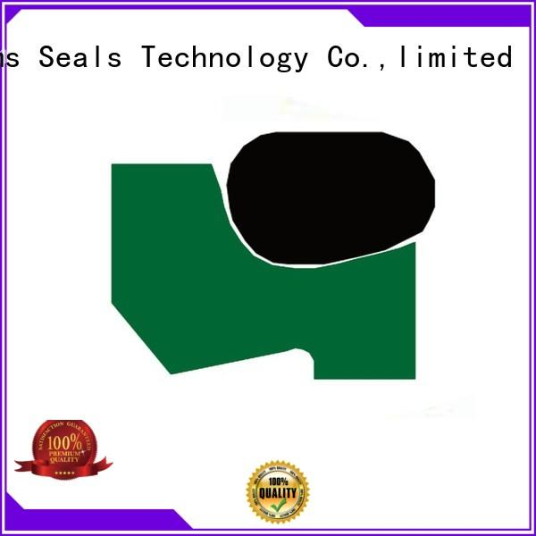 DMS Seal Manufacturer scraper seals supplier for injection molding machines
