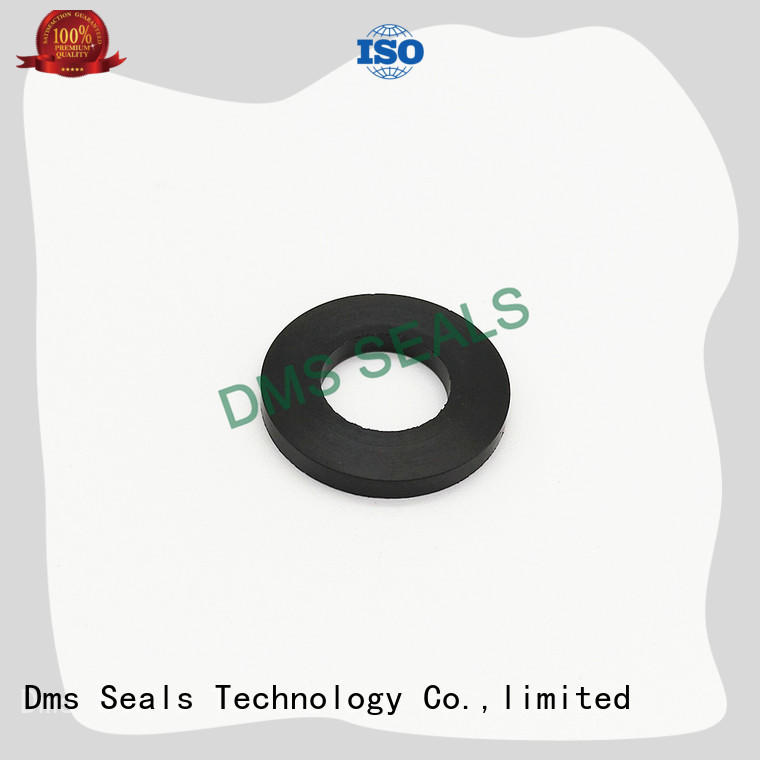DMS Seal Manufacturer flat the gasket company ring for preventing the seal from being squeezed