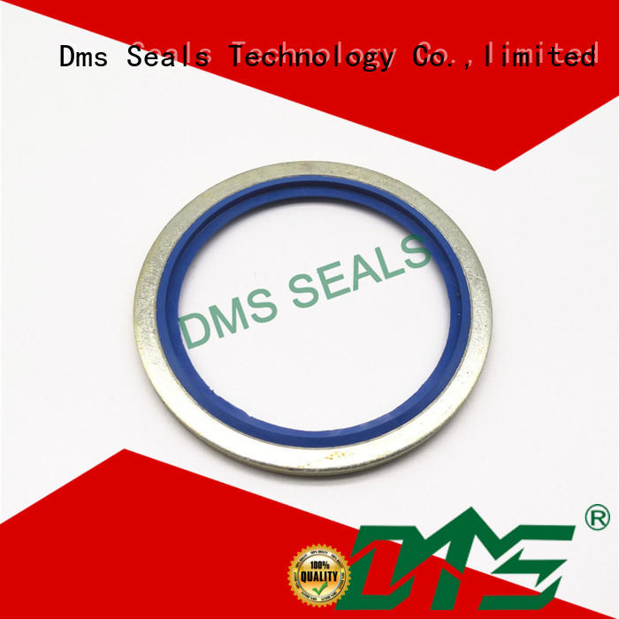 DMS Seal Manufacturer Top bonded washer dimensions factory for fast and automatic installation