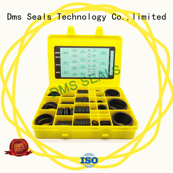 DMS Seal Manufacturer top quality o-ring kits Exporter For seal