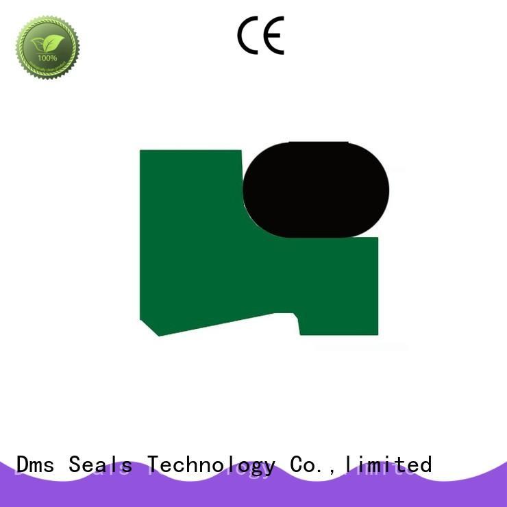DMS Seal Manufacturer custom scraper seals for forklifts