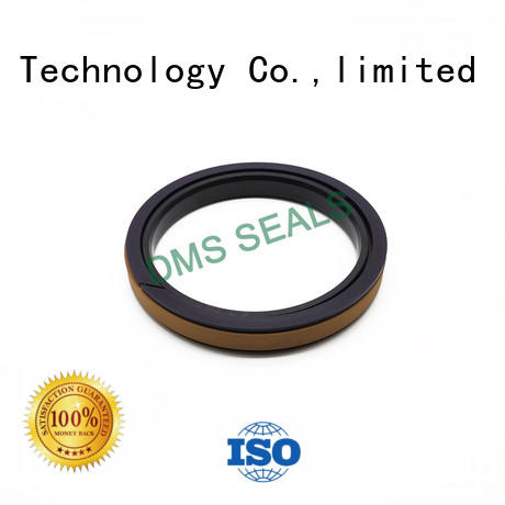 DMS Seal Manufacturer New piston seals company for light and medium hydraulic systems
