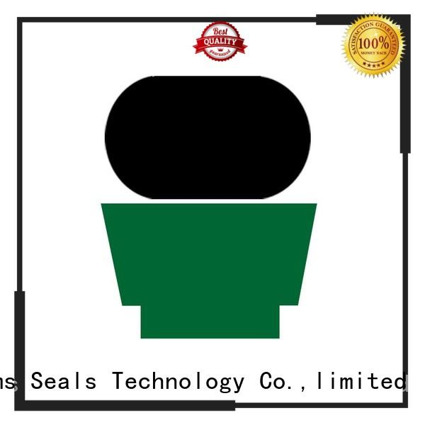 DMS Seal Manufacturer hydraulic rod seals supplier for pressure work and sliding high speed occasions