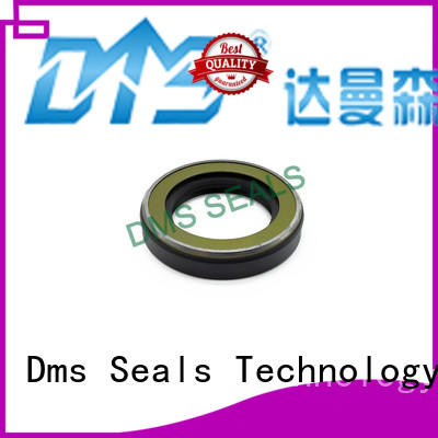 DMS Seal Manufacturer marine oil seals with integrated spring for housing