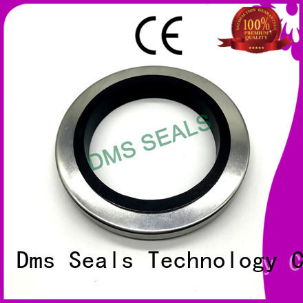 DMS Seal Manufacturer hot sale steel rubber seals with a rubber coating for housing