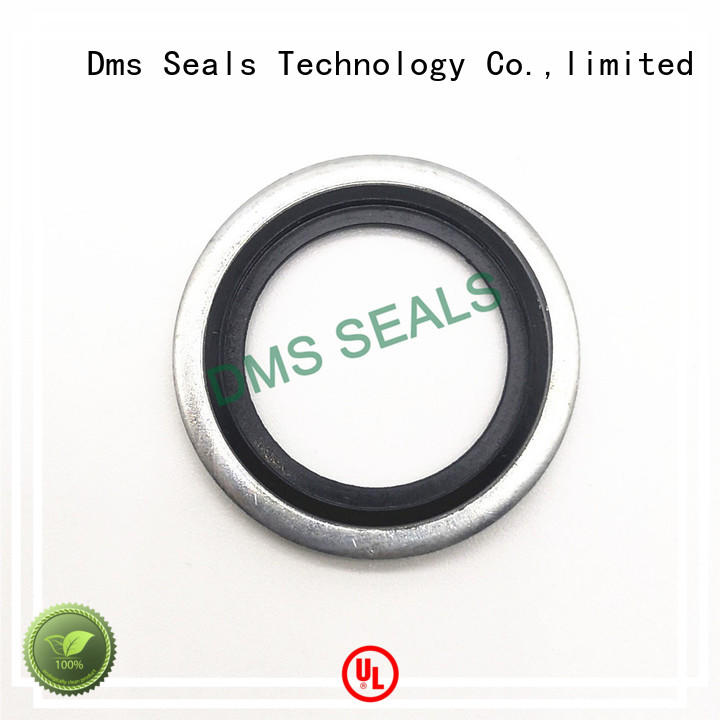 good selling bonded seals supplier high quality for fast and automatic installation DMS Seal Manufacturer