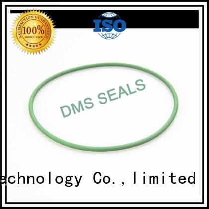 kalrez metric wiper seal with manufacturer DMS Seal Manufacturer