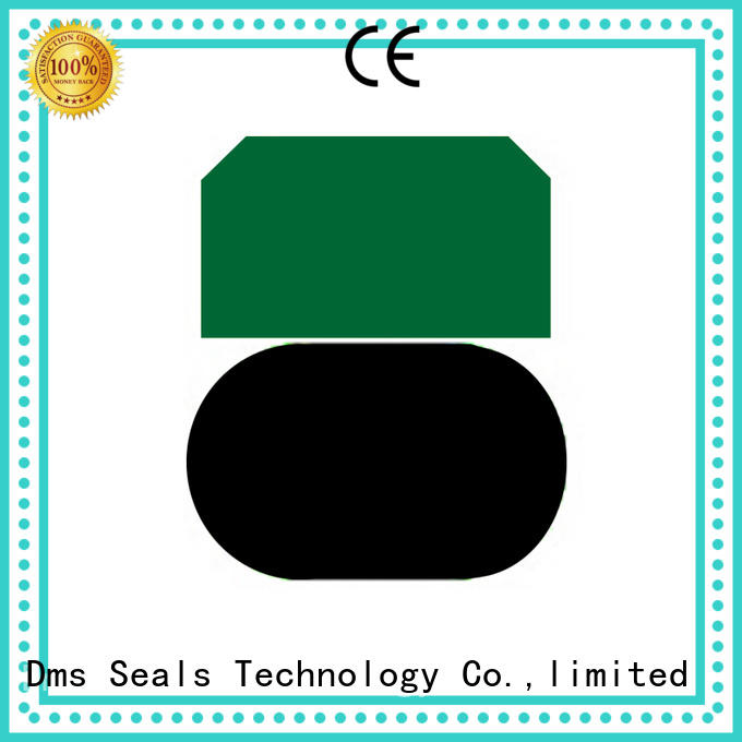 compact hydraulic piston seals with ptfe nbr and pom for sale