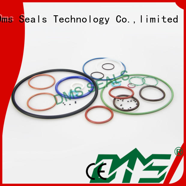 rubber o-ring seal with a diisocyanate or a polymeric isocyanate for static sealing