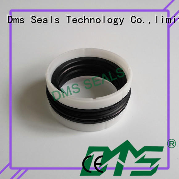 DMS Seal Manufacturer piston seals glyd ring for larger piston clearance