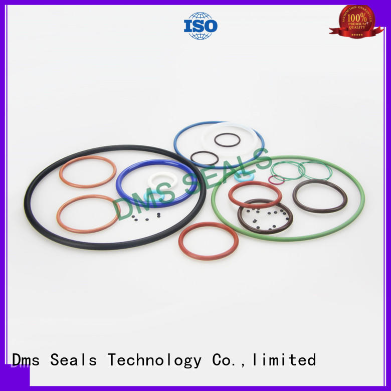 DMS Seal Manufacturer fkm o-ring seal with a diisocyanate or a polymeric isocyanate for static sealing