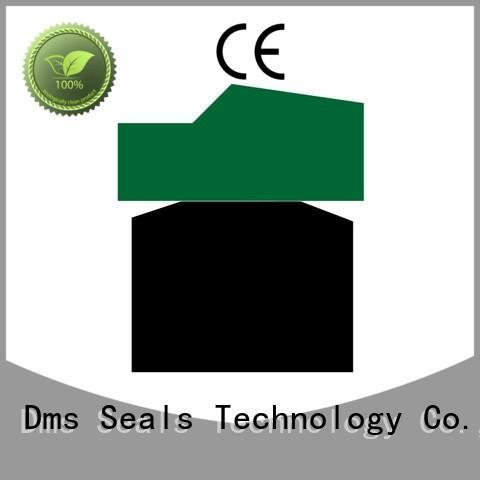 GSD-W PTFE Hydraulic Piston Seal with NBR/FKM O-Ring