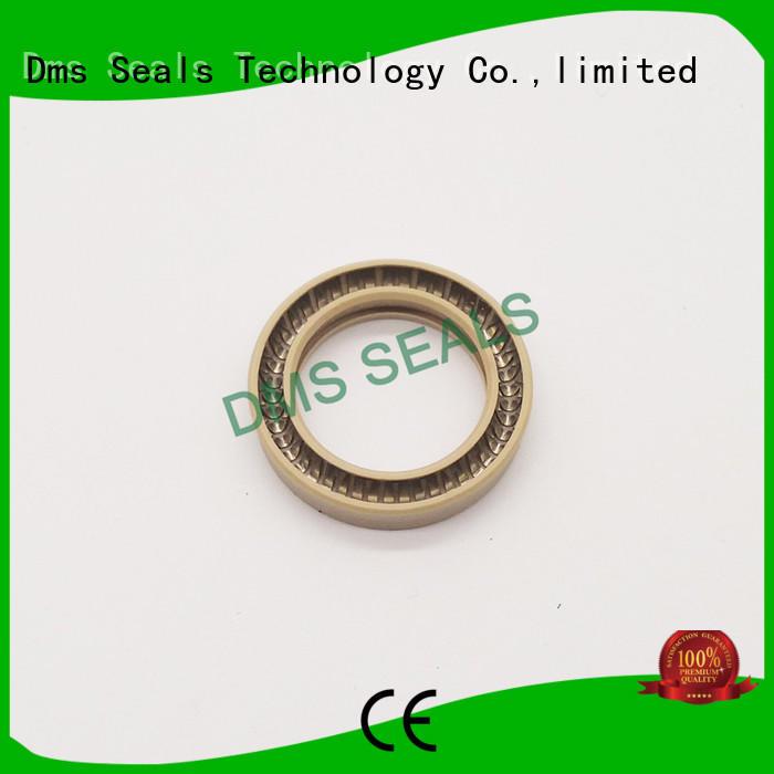 spring oring ptfe seal spring energized seals DMS Seal Manufacturer
