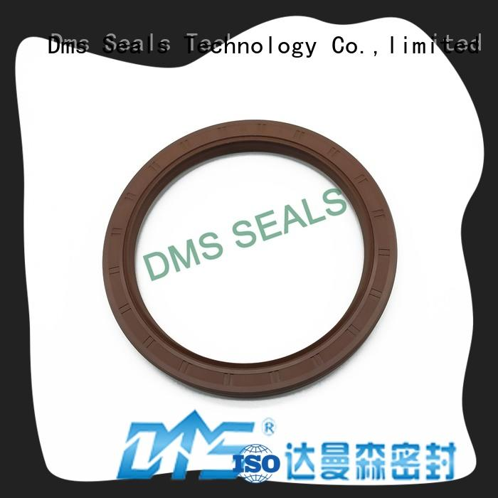 DMS Seal Manufacturer o ring production with integrated spring for sale