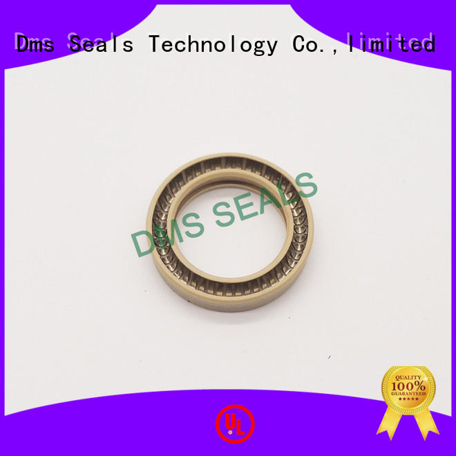 carbon fiber filled spring energized seals online for reciprocating piston rod or piston single acting seal