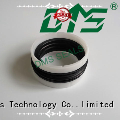 DMS Seal Manufacturer custom hydraulic seals companies glyd ring for larger piston clearance