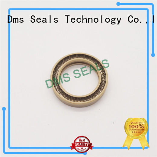 food and medicine industry spring seals supplier for reciprocating piston rod or piston single acting seal