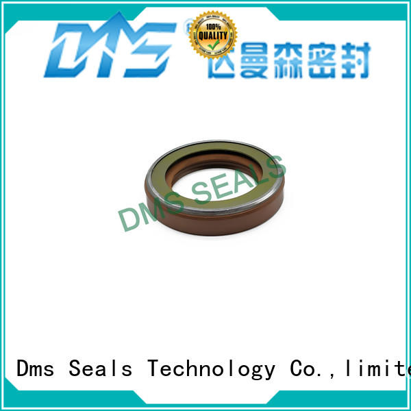 DMS Seal Manufacturer national axle seal with integrated spring for housing